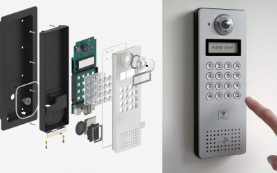 Setting up a Paxton door intercom with 3CX